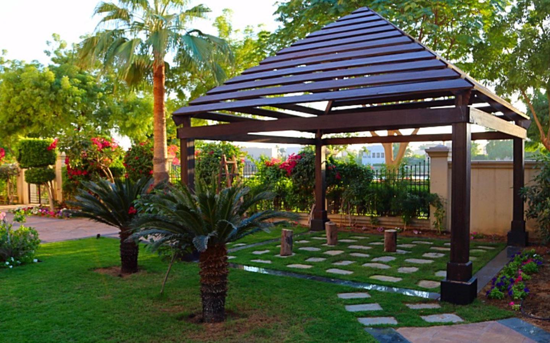 شركة تصميم حدائق ابوظبي