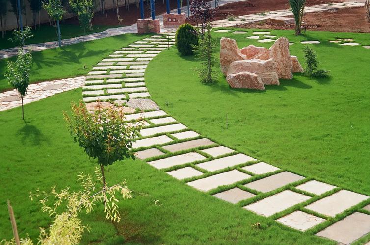 تصميم وتنفيذ حدائق الفجيرة