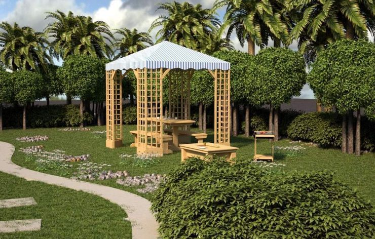 شركة تصميم حدائق دبي
